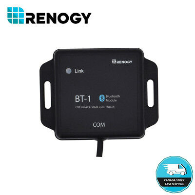 Renogy BT-1 Bluetooth Module Wireless Monitor for Charge Controller Solar System