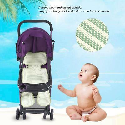 Stroller Trolley Pushchair Seat Infant Baby Ice Mat Cushion Cool Liners Pad