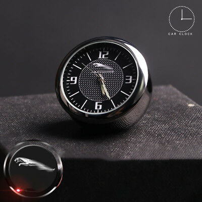 Fit For Jaguar Car Clock Refit Interior Luminous Electronic Quartz Ornaments