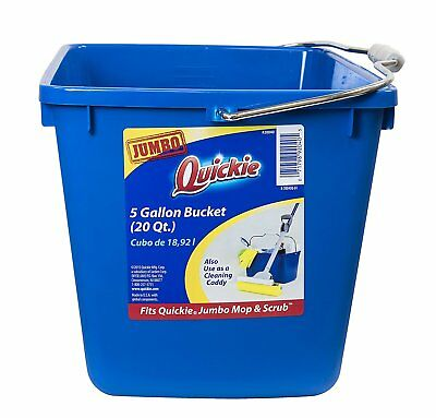 20040-4 5 gallon Bucket & Cleaning Caddy