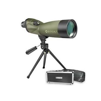 NEW Barska Blackhawk 20-60x60mm WP Spotting Scope (Tripod, Hard Case)(AD10350)