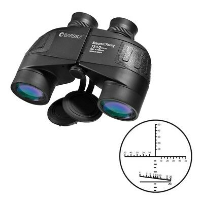 BRAND NEW Barska Battalion 7x50mm WP Tactical Binoculars(AB11610)