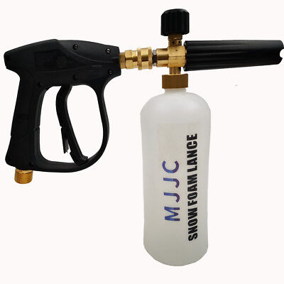 MJJC Car Wash Bottle Snow Foam Lance Pressure Gun Sprayer Jet For Karcher 1-7