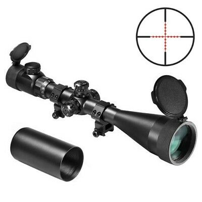 BRAND NEW Barska SWAT Extreme 6-24x60mm Tactical Rifle Scope(AC10700)