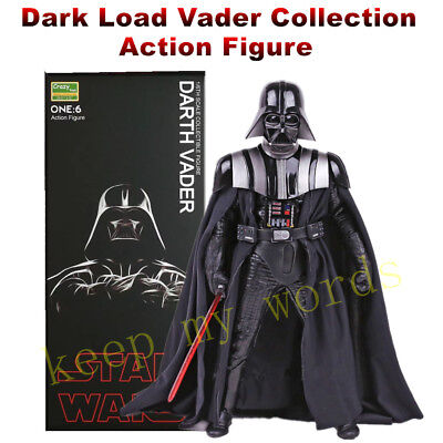 Crazy Toys Darth Vader Star Wars Film 1/6th Action Figure 30.5cmCollection PVC