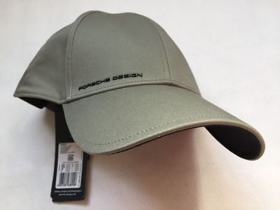 Porsche Design Classic Cap II New+Tags OSFM Golf Run Tennis Jogging AllDay  Hat 43d8678be338