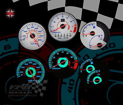 Toyota Supra mk4 Auto  speedo dash panel interior gauge light bulb dial kits