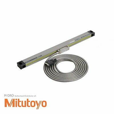 "Mitutoyo 400mm (16"") Reading Length ABSOLUTE Linear Encoder M-DRO Readout"