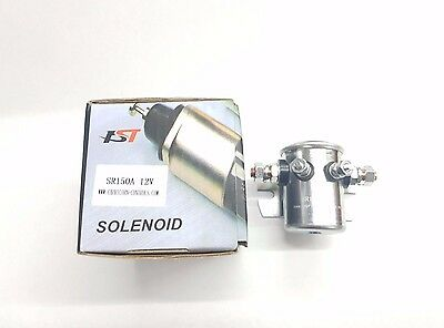 12V UNIVERSAL STARTER solenoid 4 terminal 12 volt 150A tail lift winch