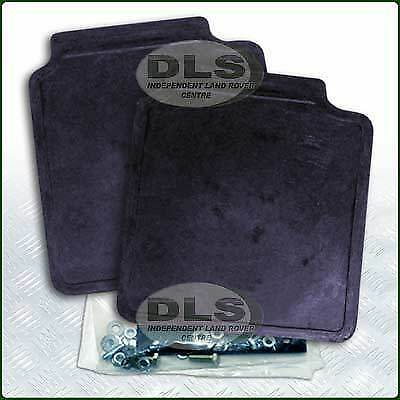 Rear Mud Flap Set inc.Fixings Land Rover Discovery 1 (RTC6821)