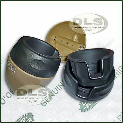 Cup Holder Set Bahama Beige Land Rover Discovery 2 GENUINE (STC53156SUC)