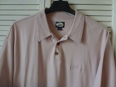57322d30 2 BLUE STRIPED tommy bahama golf polo shirts size XL - $16.50 | PicClick