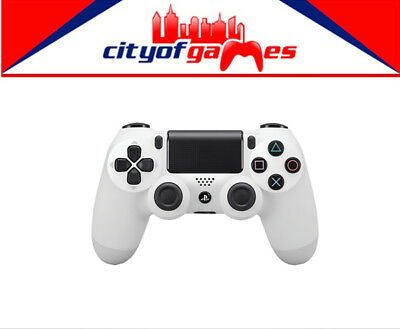 Genuine PS4 DualShock 4 White Wireless Controller Brand New In Stock