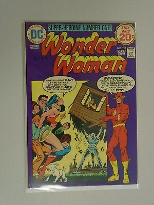 Wonder Woman (1st Series DC) #213, 6.0 (1974)