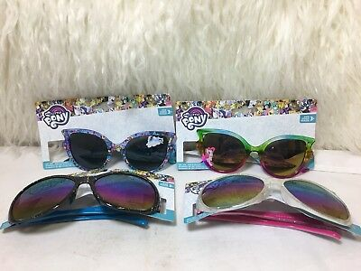 My Little Pony Girls Kids Sunglasses 100% Protection Choice Of Colors & Designs