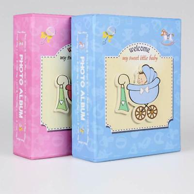 Baby Child Photo Album 6 Inch 100 Sheets Bag Photos Protect Your Photo Holder