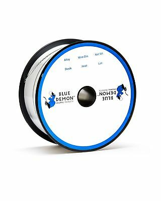 Aluminum Welding Wire Flux Core Gasless Cored Mig .035 Spool General Purpose New