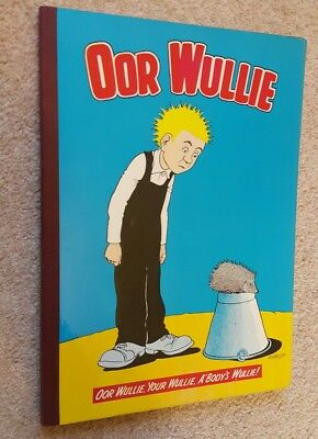 Oor Wullie Annual 1970   EXCELLENT CONDITION