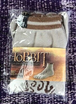The Hobbit LOTR Hobbit Feet Socks Jinx One Size