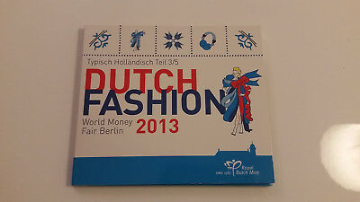KMS Niederlande 2013 World Money Fair Berlin Dutch Fashion