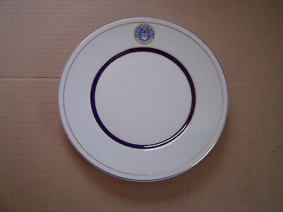 """Vintage Department Of The Air Force 9 3/4"""" Dinner Plate Shenango"""