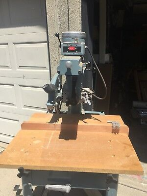 delta rockwell radial arm saw