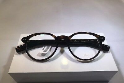 67266320d0 New and Authentic Lunor A6 Mod. 249 Eyeglasses Color 02 Handmade In Germany