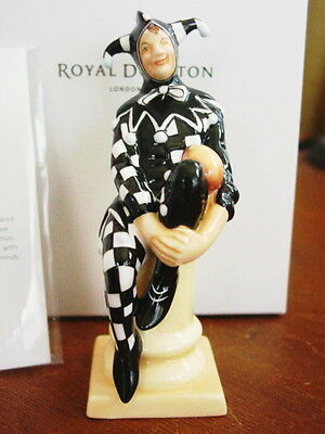 Royal Doulton Hn Icons JESTER Figurine #HN5649  Special Limited Edition NEW/BOX!