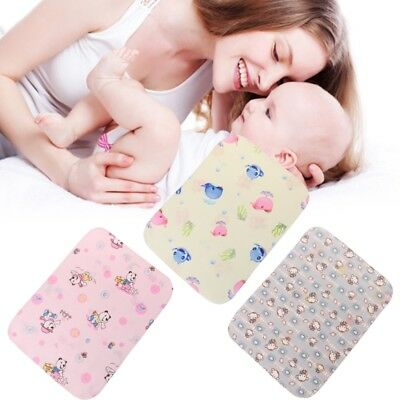 Baby Changing Pad Reusable Waterproof Stroller Diaper Portable Mattress Washable