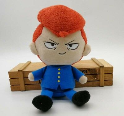 Yu Yu Hakusho Kuwabara Kazuma Plush Doll 6 inches Japan NEW BANDAI