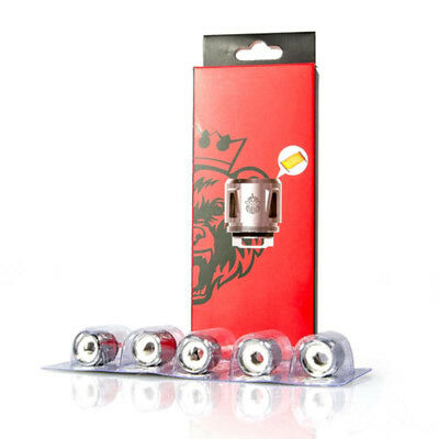 Smok0 TFV12 Baby Prince Coils V8 Baby Q4 Mesh T12 Red Light for V8 Baby/Big Baby