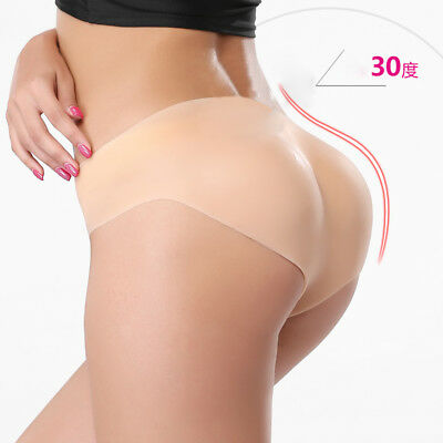 1000g Full Body Padded Buttock Enhancer Shaper Sexy Panty Women Silicone Sizes L