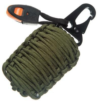 Mountaineering Bag Multifunction Parachute Rope First Aid Tools Escape Package