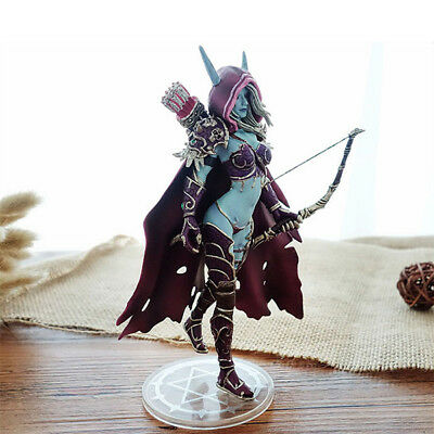 LADY SYLVANAS WINDRUNNER - World of Warcraft 5.8'' Action Figure Vinyl Figurine