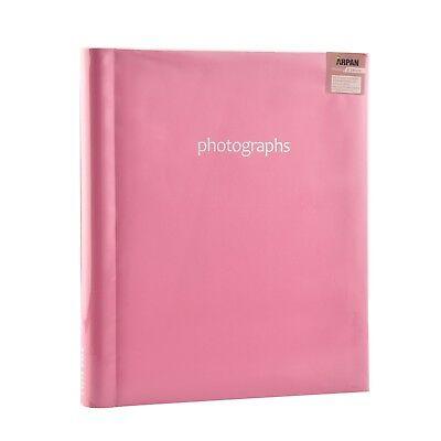 Self-Adhesive Photo Albums with 20 Sheets/40 Sides,Travel Memories Picture album