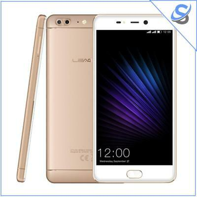 LEAGOO T5 Android 7.0 Phone 4GB+64GB Octa Core Dual SIM 4G LTE Screen 5.5""
