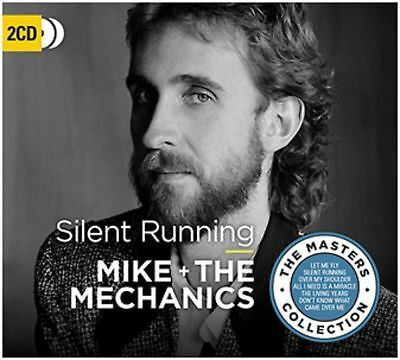 Mike + The Mechanics - Silent Running - New 2CD Album - Released 27th July 2018