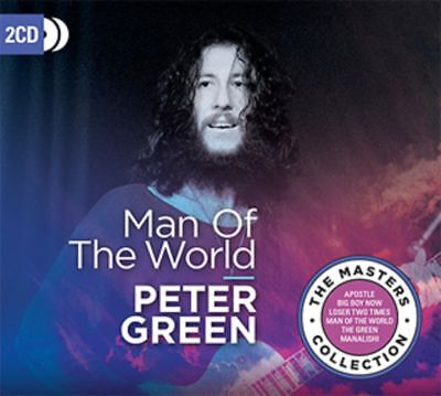 Peter Green - Man of the World - New 2CD Album - Released 27th July 2018