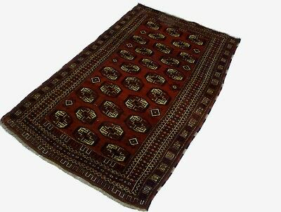 Tapis Boukara Tekeh Traditionnel Oriental hand made N°2