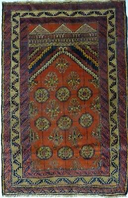 Tapis Balouch Traditionnel Oriental hand made N° 15