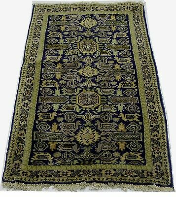 Tapis Persan Traditionnel Oriental hand made 105 cm x 71 cm  N° 50