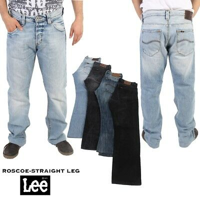 Vintage Lee Roscoe - Straight Denim Mens Jeans 26 in. to . 44 in.