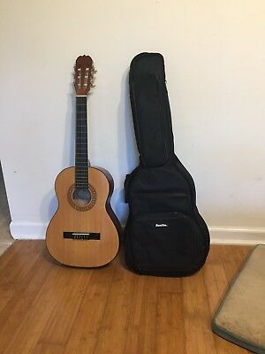 Sunlite Youth Guitar with soft case and tuner/metronome