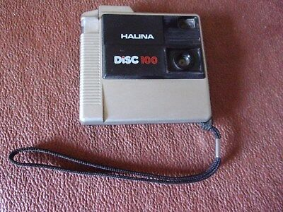 HALINA DISC 100 Camera
