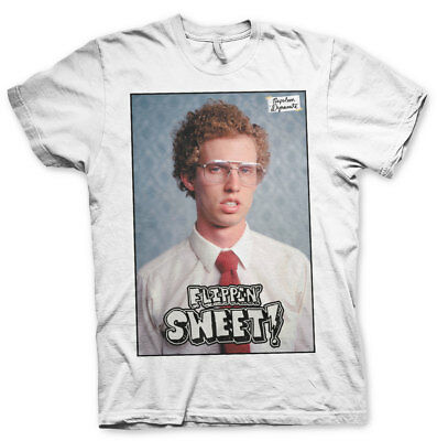 Officially Licensed Napoleon Dynamite - Flippin' Sweet Men's T-Shirt S-XXL