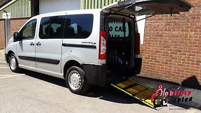 2014 Peugeot Expert Tepee Wheelchair Disabled Accessible Vehicle