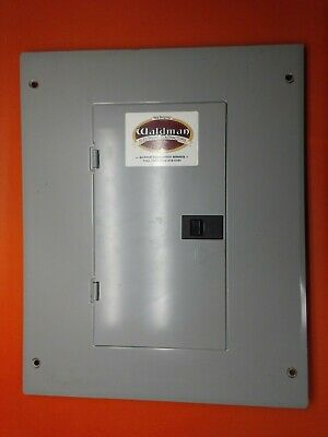 200 Amp 30 Space Square D Panel Cover HOMC30UC