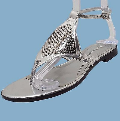 7c8863e014f2 WOMENS SILVER SANDALS Size 9M Jc Penney- Wedding-Last Chance To Buy ...