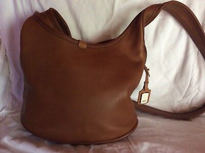 Ugg Classic Chestnut Brown Crossbody Bag New Without Tags