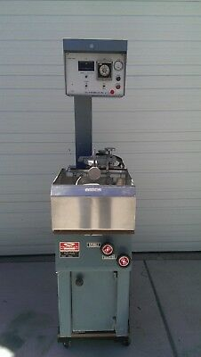 Strasbaugh 6DE-1 Spindle Machine Optical Polisher